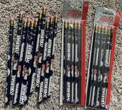 Minnesota Vikings 6-pack of NFL Pencils Purple