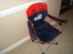 NFL MVC Sports Licensing Lightweight Compact Folding Chair,