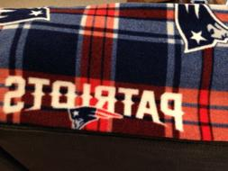 N F L New England Patriots Fleece Scarf