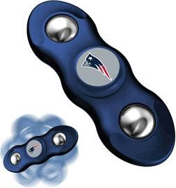 New England Patriots 2 in 1 Flik Fidget Spinner & Rolling Ba