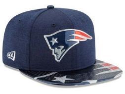 New England Patriots 2017 NFL Draft New Era 9FIFTY Snapback