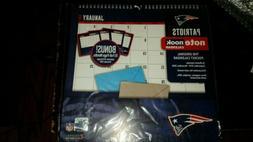 New England Patriots 2020 Notebook Calander
