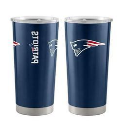 New England Patriots 20oz Ultra Travel Tumbler  NFL Cup Mug