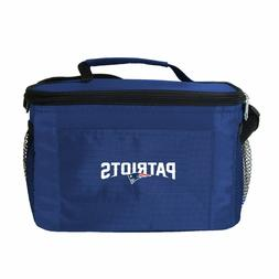 New England Patriots 6 Pack Cooler/Lunch Bag