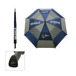 "New England Patriots 62"" Golf Umbrella is NFL licensed"