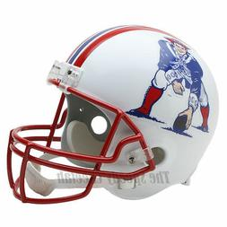 NEW ENGLAND PATRIOTS 90-92 THROWBACK NFL FULL SIZE REPLICA F