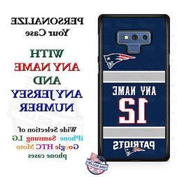New England PatriotsA18 Personalized Football Phone Case C