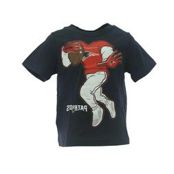 New England Patriots NFL Team Apparel Baby Infant Toddler Si