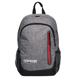 New England Patriots BackPack Back Pack Book Sports Gym Scho