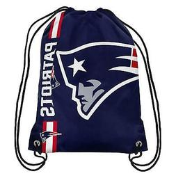 New England Patriots BackPack Sack Drawstring Gym Bag Sport