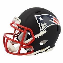 new england patriots black matte alternate speed