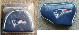 New England Patriots NFL Blade or Mallet Putter Golf Club He