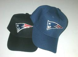 New England Patriots Cap Hat Adjustable NE PATS Curved Pick