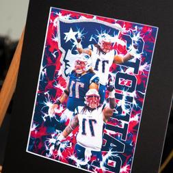 New England Patriots - Danny Shelton #71 - Custom Artwork Av
