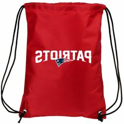 New England Patriots Double Side Back Pack Sack Drawstring G