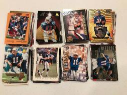 New England Patriots Drew Bledsoe Lot of 88 Different Cards