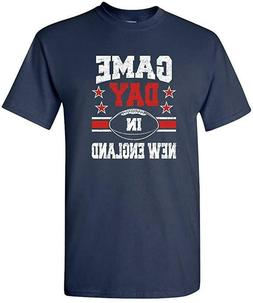 @ New England Patriots Football Tailgate Game Day T-Shirt Te