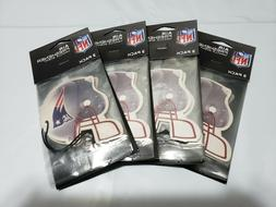 new england patriots full color air freshener