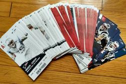 New England Patriots Game Tickets from 2017,2018 & 2019 Seas