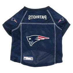 New England Patriots Large Pet Jersey  NFL Dog Puppy Shirt C