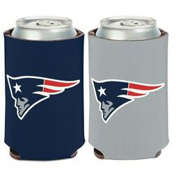 New England Patriots Logo Can Cooler 12oz Collapsible Koozie