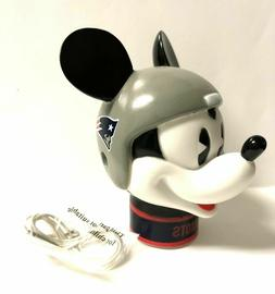 NEW ENGLAND PATRIOTS MICKEY MOUSE HELMET ANTENNA OR PENCIL T