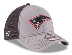 """New England Patriots New Era NFL 39THIRTY """"Grayed Out Neo 2"""""""