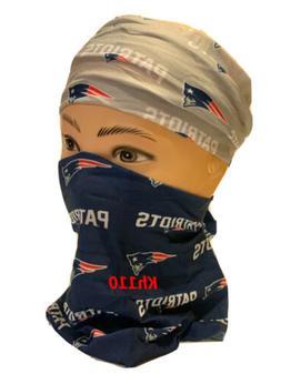 New England Patriots NFL Face Mask Bandana Balaclava Headwea
