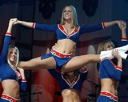 "New England Patriots NFL Football Cheerleader 8""x 10"" Photo"