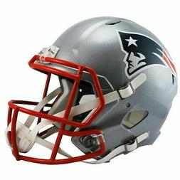 New England Patriots Riddell NFL Full Size Speed Replica Foo