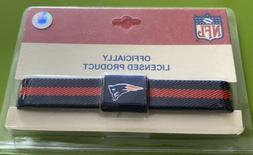 New England Patriots NFL Licensed Bracelet Wristband Jewelry