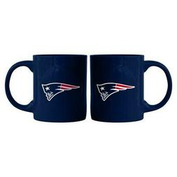 New England Patriots Boelter NFL Rally Coffee Mug 11oz FREE