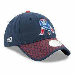 New England Patriots NFL Sideline Adjustable Hat Cap New Era