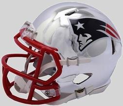 NEW ENGLAND PATRIOTS NFL Riddell SPEED Mini Football Helmet