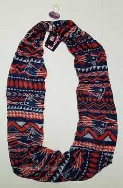 New England Patriots NFL Women's Team Color Infinity Forever