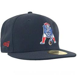 NEW ENGLAND PATRIOTS On Field Retro Logo Fitted Hat 8