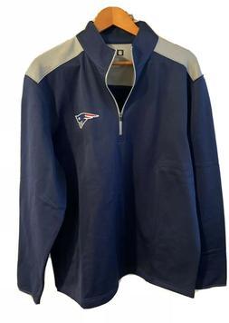 New England Patriots Pull Over Jacket NFL Apparel
