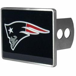 New England Patriots Rectangle Logo Trailer Hitch Cover ~ Ne