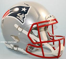 NEW ENGLAND PATRIOTS - Riddell Full-Size Speed Authentic Hel