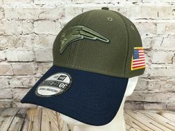New England PATRIOTS Salute to Service Baseball Hat Cap Adul