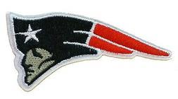 New England Patriots Super Bowl NFL Football Embroidered Iro
