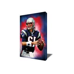 New England Patriots TOM BRADY Poster Photo Painting Artwork