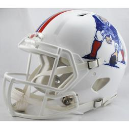 NEW ENGLAND PATRIOTS  Riddell Full-Size Speed Authentic Helm