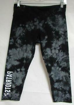 New England Patriots Womens Size Medium Cropped Yoga Pants A