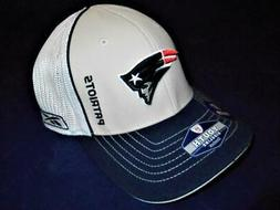 New Licensed Authentic New England Patriots Youth Flexfit Ha