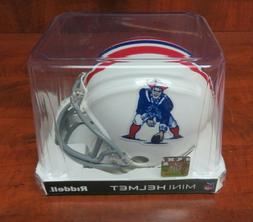 NEW NFL NEW ENGLAND PATRIOTS  Riddell VSR4 Mini Helmet
