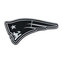 New NFL New England Patriots Auto Car Truck Heavy Duty Real