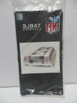 NEW Super Bowl XLIX 49 Tablecloth New England Patriots Seatt