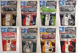 NFL 15 Piece Bath Set Shower Curtain Rugs and Rings Northwes