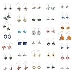 NFL Dangle Earrings - Pick Your Team